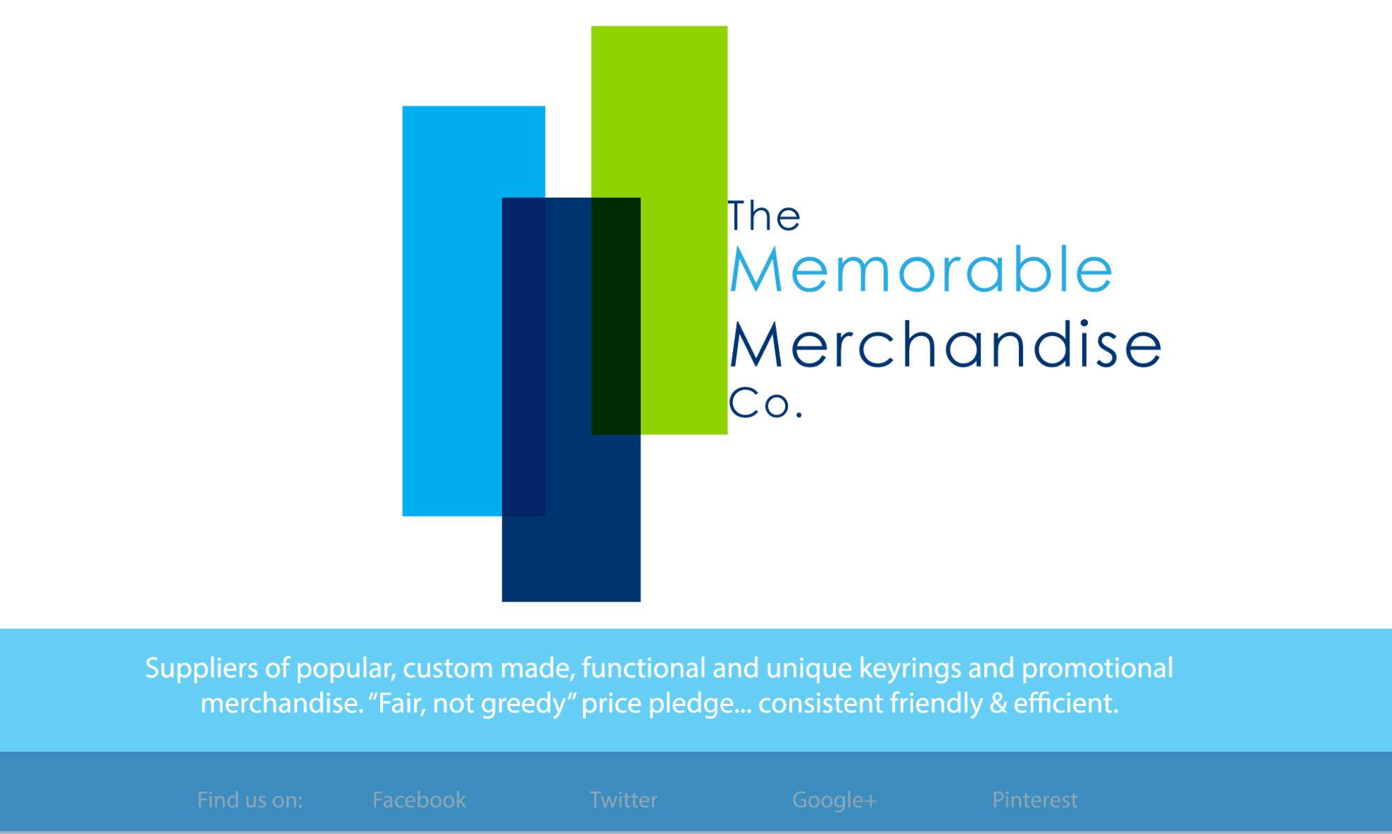 Memorable Merchandise